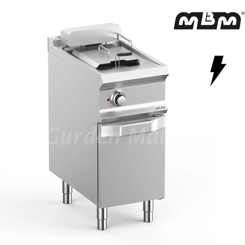 Friteuse électrique MBM 12 Litres sur meuble - FRBE74A