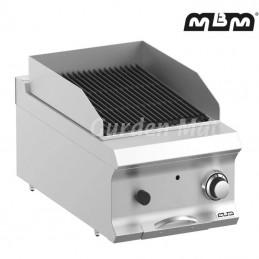Grill Charcoal MBM 40x73 cm - PLG74T