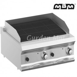 Grill Charcoal MBM 80x73 cm - PLG78T