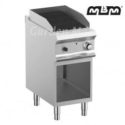 Grill Charcoal MBM 40x73 cm sur meuble - PLG74A
