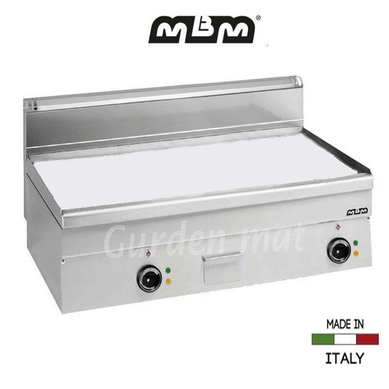 Plaque électrique MBM 1m (100x60) Chromée - EFT106LC
