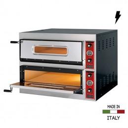 Four à pizza électrique XL - 8 pizzas de 35 cm