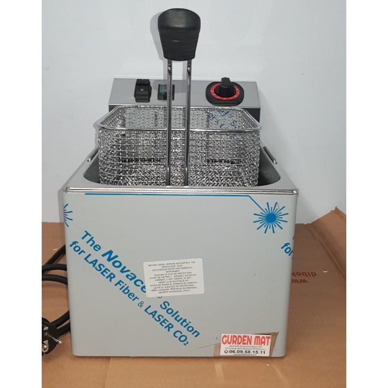 Friteuse électrique Gurden 8 Litres - Mono 230V
