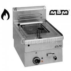 Friteuse Gaz MBM 8 Litres