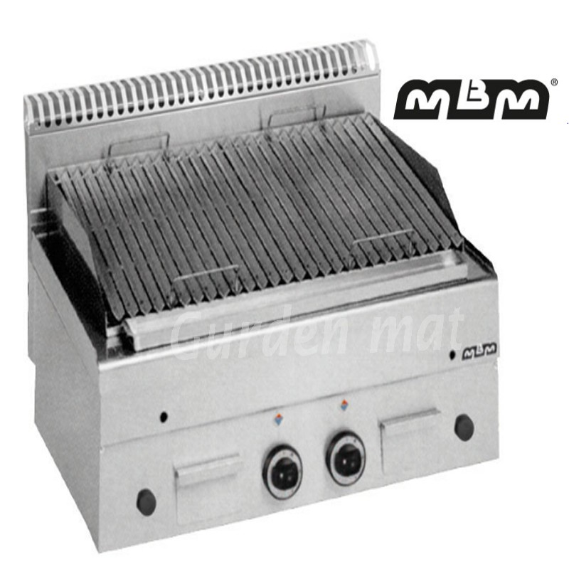 Grill Charcoal MBM 80x60 cm